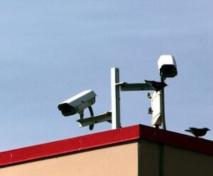 Cameras Catch Teenage Vandalism